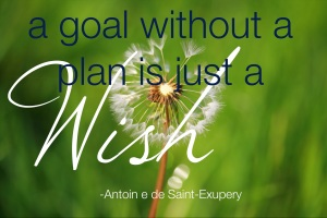 Goal Wish Quote
