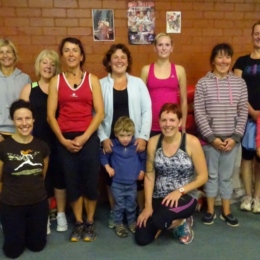 Cross Trainer Class - Castlemaine Group Fitness