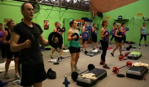 Power Bar Class - Castlemaine Group Fitness