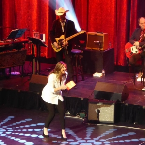 Julia Zemiro at Ulumbarra 14 July 2016